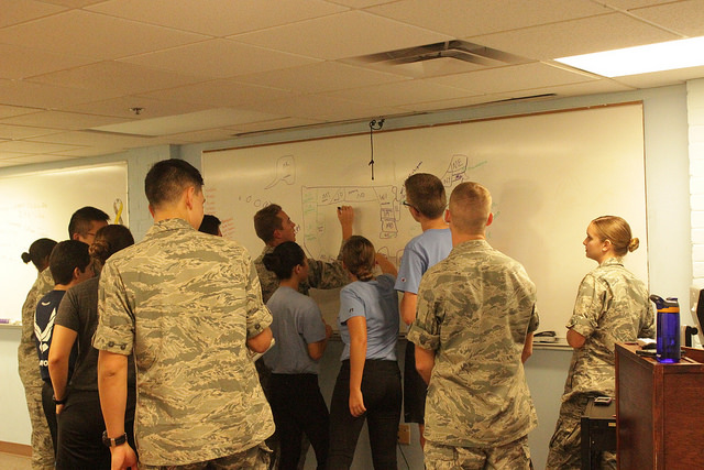 Here's what you need to know about UNC's AFROTC | UNC | Air